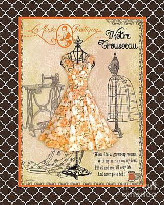 French Dress Shop-c2 Original