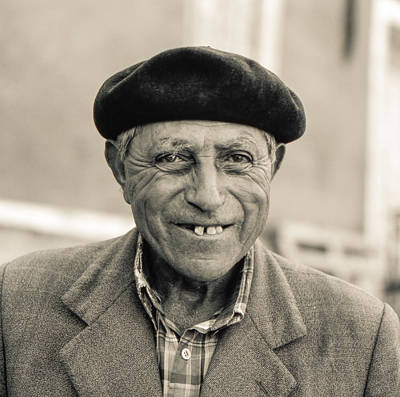 Photograph - French Farmer by Matthew Pace