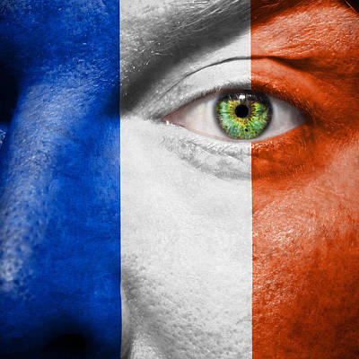 Photograph - Go France by Semmick Photo