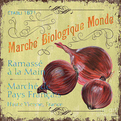Royalty-Free and Rights-Managed Images - French Market Sign 4 by Debbie DeWitt