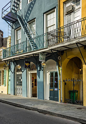 French Quarter Photograph - French Quarter Art And Artistry by Steve Harrington