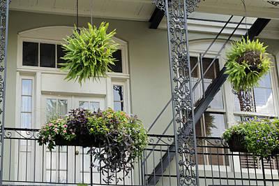 Photograph - French Quarter Balcony by Bradford Martin