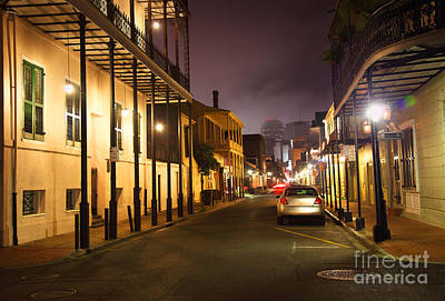 French Quarter Print by Denis Tangney Jr