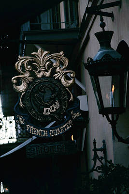 Photograph - French Quarter by John Warren