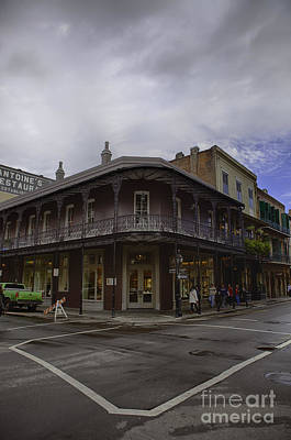 New Orleans Photograph - French Quarter by Kay Pickens