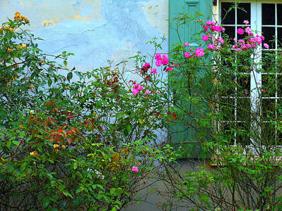 French Quarter Art Print by Sherry Dooley