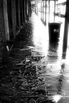 Photograph - French Quarter Street by John Rizzuto