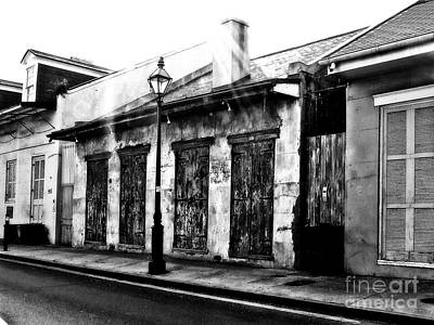 French Quarter Study 1 Art Print