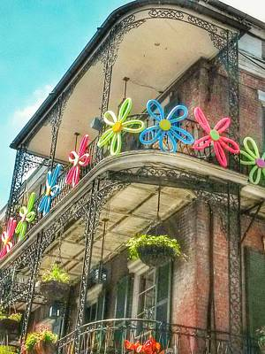Photograph - French Quarter Summer by John  Duplantis