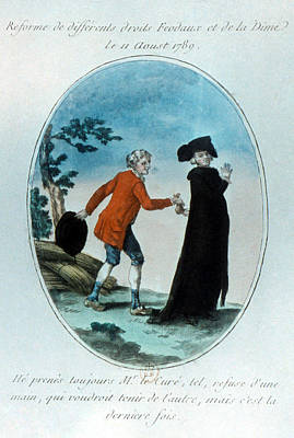 Reform Painting - French Rev 1789 by Granger