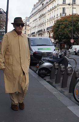 Photograph - Frenchman Incognito by Kristine Bogdanovich