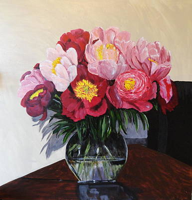 Painting - Fresh Cut by Betty-Anne McDonald