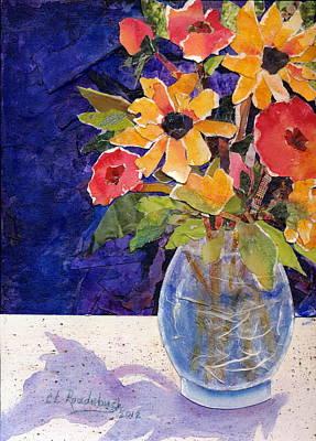 Fresh Flowers Art Print