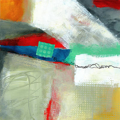 Acrylic Painting - Fresh Paint #1 by Jane Davies