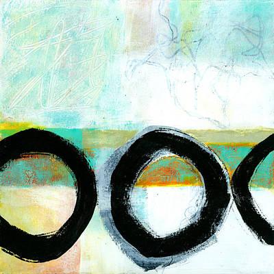 Fresh Paint #4 Art Print by Jane Davies