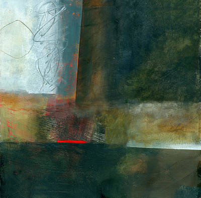 Abstracted Painting - Fresh Paint #8 by Jane Davies