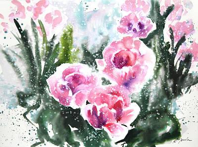 Millbury Painting - Fresh Pick No.376 by Sumiyo Toribe