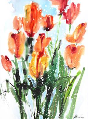 Millbury Painting - Fresh Pick No.379 by Sumiyo Toribe
