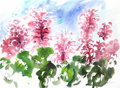 Millbury Painting - Fresh Pick No.382 by Sumiyo Toribe