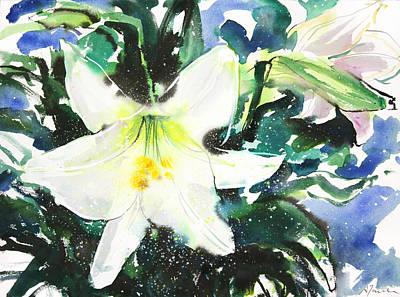 Millbury Painting - Fresh Pick No.386 by Sumiyo Toribe