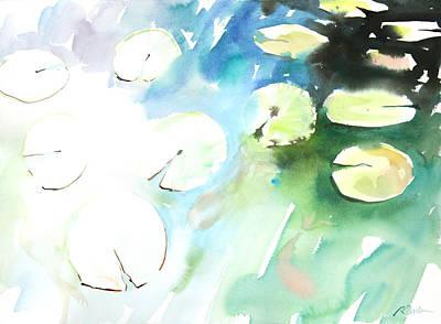 Millbury Painting - Fresh Pick No.387 by Sumiyo Toribe