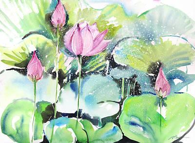 Millbury Painting - Fresh Pick No.389 by Sumiyo Toribe