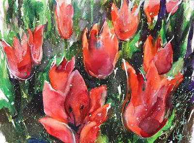 Millbury Painting - Fresh Pick No.391 by Sumiyo Toribe
