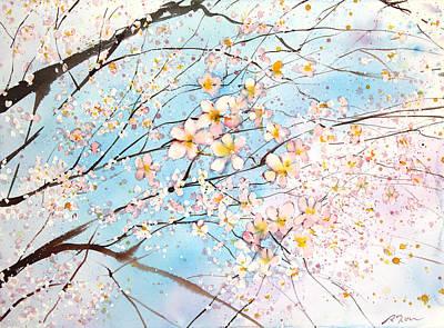 Millbury Painting - Fresh Pick No.392 by Sumiyo Toribe