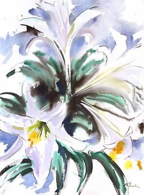 Millbury Painting - Fresh Pick No.395 by Sumiyo Toribe
