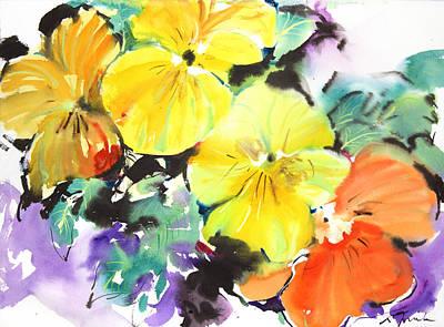 Millbury Painting - Fresh Pick No.396 by Sumiyo Toribe