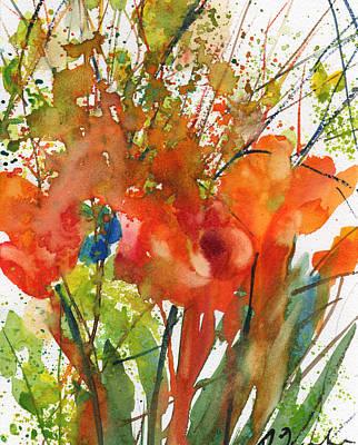 Millbury Painting - Fresh Pick No.9 by Sumiyo Toribe
