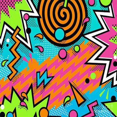 Hip Hop Soul Digital Art - Fresh Queen Of Bel Aire  by Respect the Queen