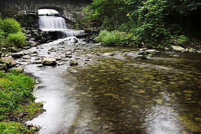 Photograph - Fresh Water Creek Landscape by Christina Rollo