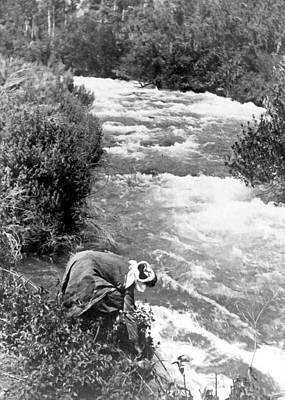 Jordan River Photograph - Fresh Water by Munir Alawi