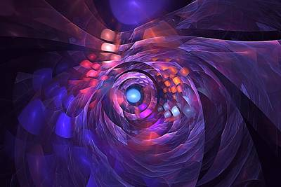 Digital Art - Freya by Doug Morgan