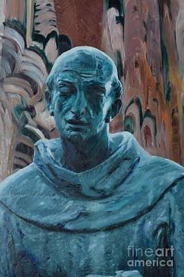 Photograph - Friar Juan De San Miguel by Brian Boyle
