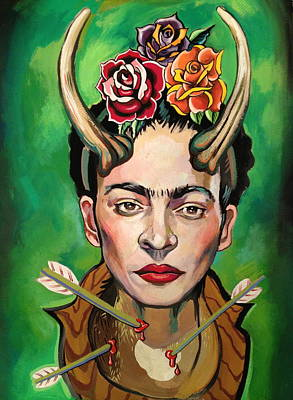 Frida Original by Britt Kuechenmeister