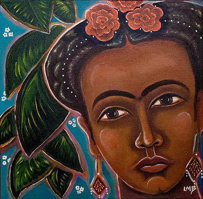 Frida  Original by Lauren Meyer-Banks