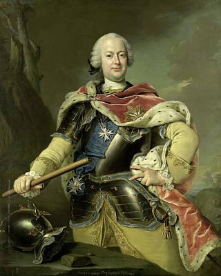 Friedrich Christian, Elector Of Saxony, Gottfried Boy Art Print