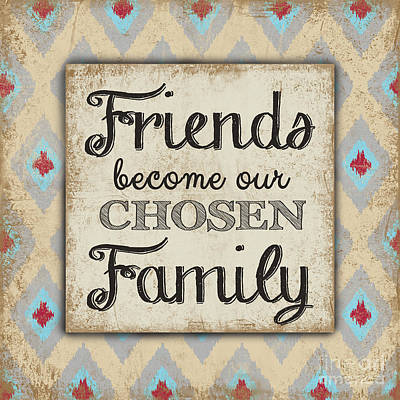 Friends-family Original by Jean Plout