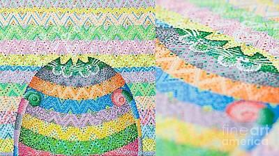 Friends Art Print by Grass Hopper
