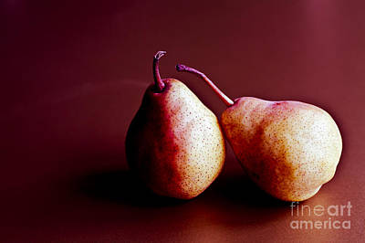 Ripe Photograph - Friends by Jan Bickerton