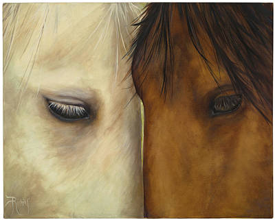 Painting - Friends by Suzie Richey
