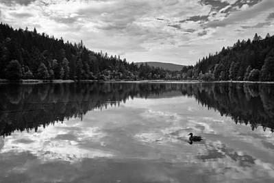 Photograph - Frillensee On A Summer's Eve by Alexander Kunz
