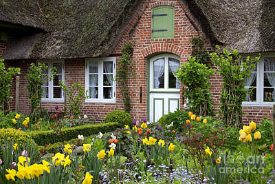 Photograph - Frisian House by Arterra Picture Library