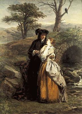 Frith, William Powell 1819-1909. The Art Print by Everett