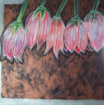 Painting - Fritillaria by Krista Ouellette