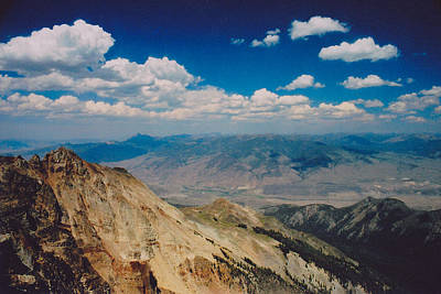 Photograph - From Electric Peak by Jon Emery