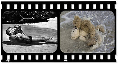 Humor Photograph - From Here To Eternity Film Strip by William Patrick