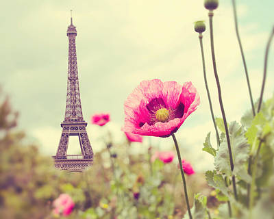 Photograph - From Paris With Love by Studio Yuki